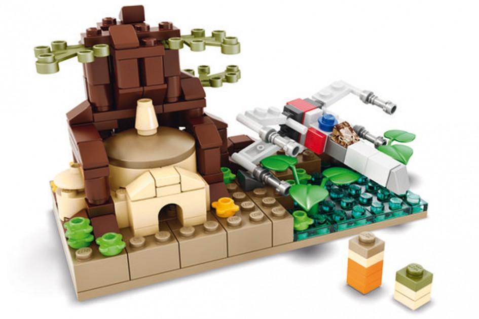 Exklusives LEGO-Set zur Comic-Con 2015   © LEGO Group