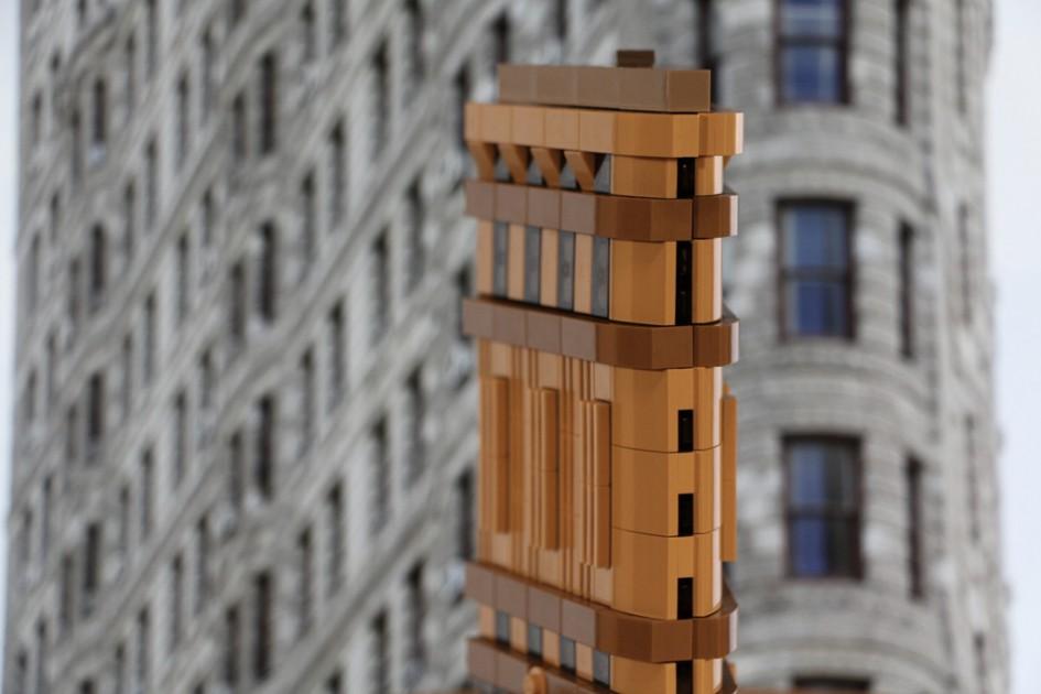 Bügeleisen in Manhattan | © Andres Lehmann