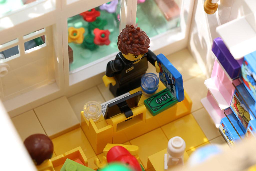 So ein Lego-Store-Besuch kann ins Geld gehen... | © Andres Lehmann