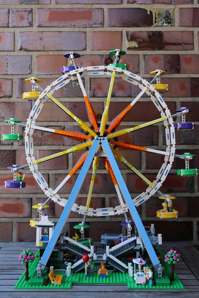 Welches LEGO Creator Expert Fahrgeschäft erscheint in 2019