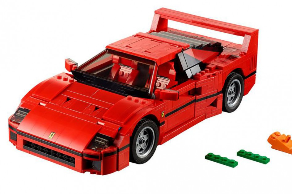 Lego Creator Ferrari F40 | © Lego Gruppe