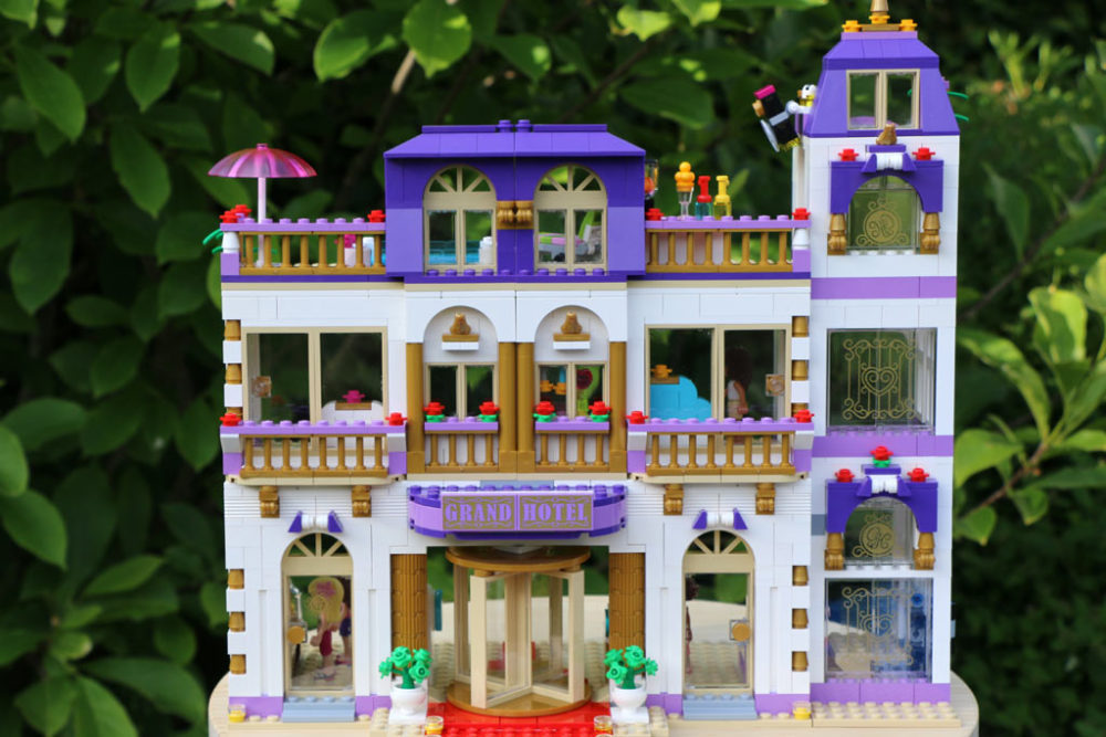 LEGO Friends 41101 Heartlake Großes Hotel