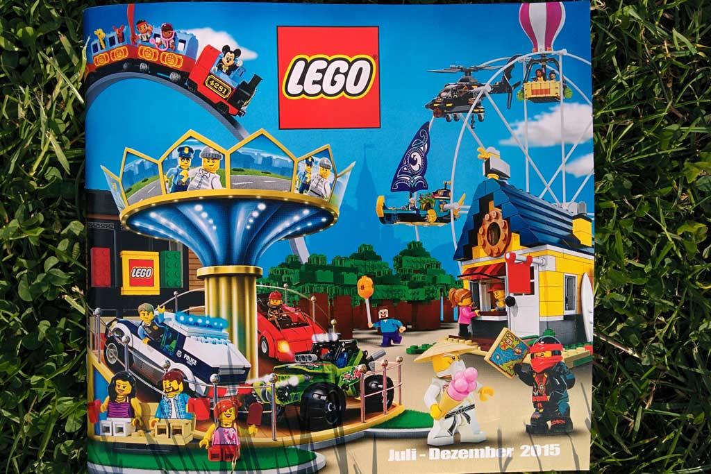 LEGO-Katalog: Juli bis Dezember 2015 | © Andres Lehmann