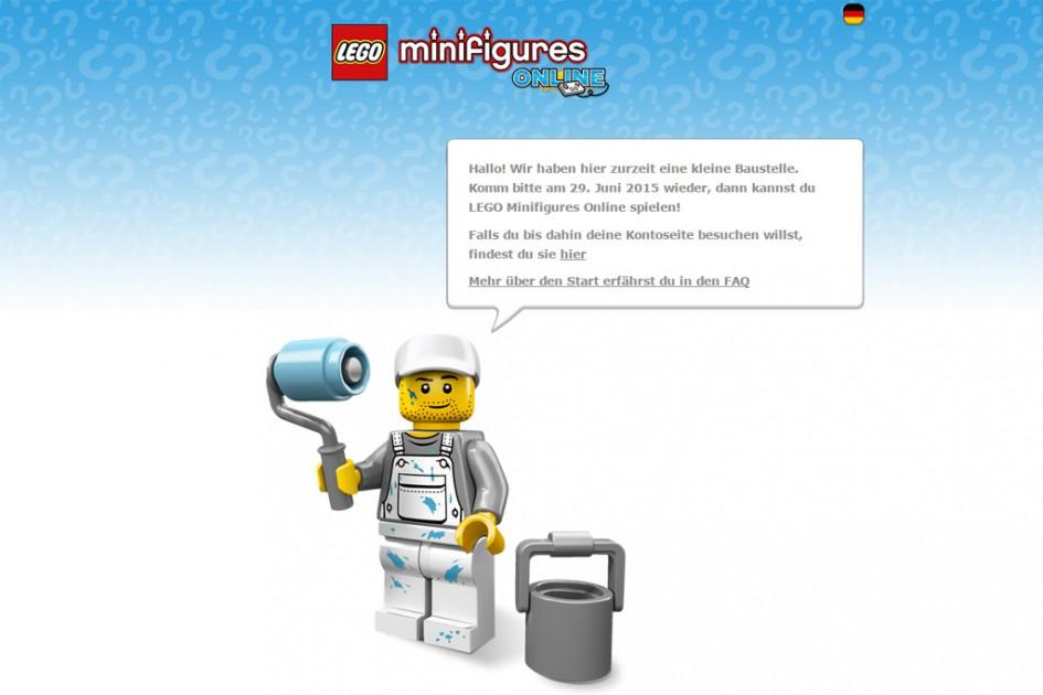 LEGO Minifigures Online | © LEGO Gruppe/ Funcom