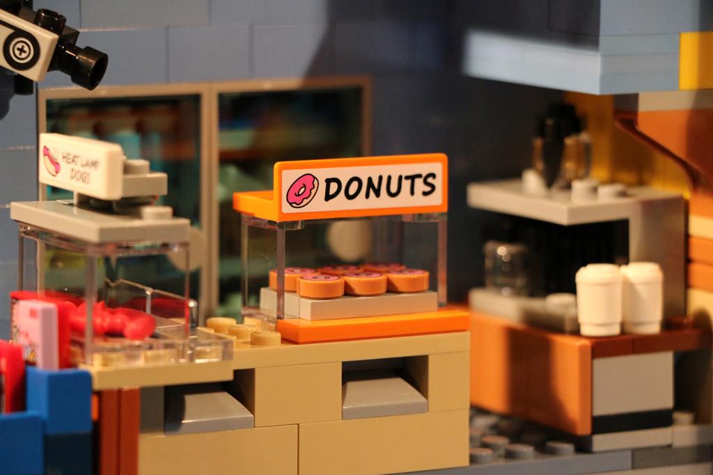 Jetzt ein Donut... | © Andres Lehmann