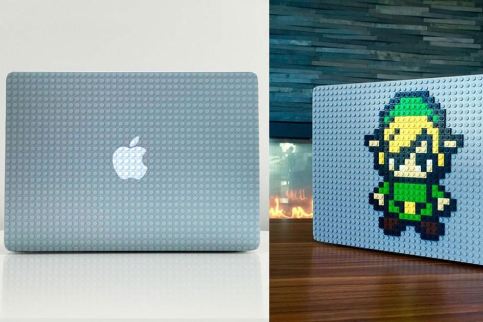 Das MacBook verwandelt sich | © Brik Case