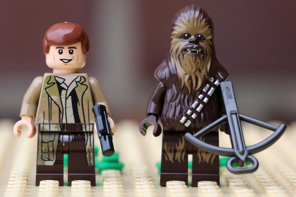 Han Solos Jugend steht in 2018 im Fokus. Ob Chewbacca auch schon mit von der Partie ist? | © Andres Lehmann