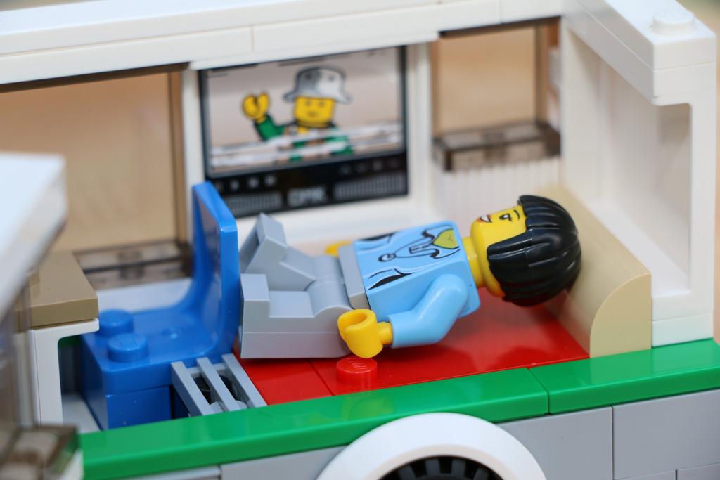 Ein Wohnmobil ist eine kompakte Angelegenheit. | © Andres Lehmann