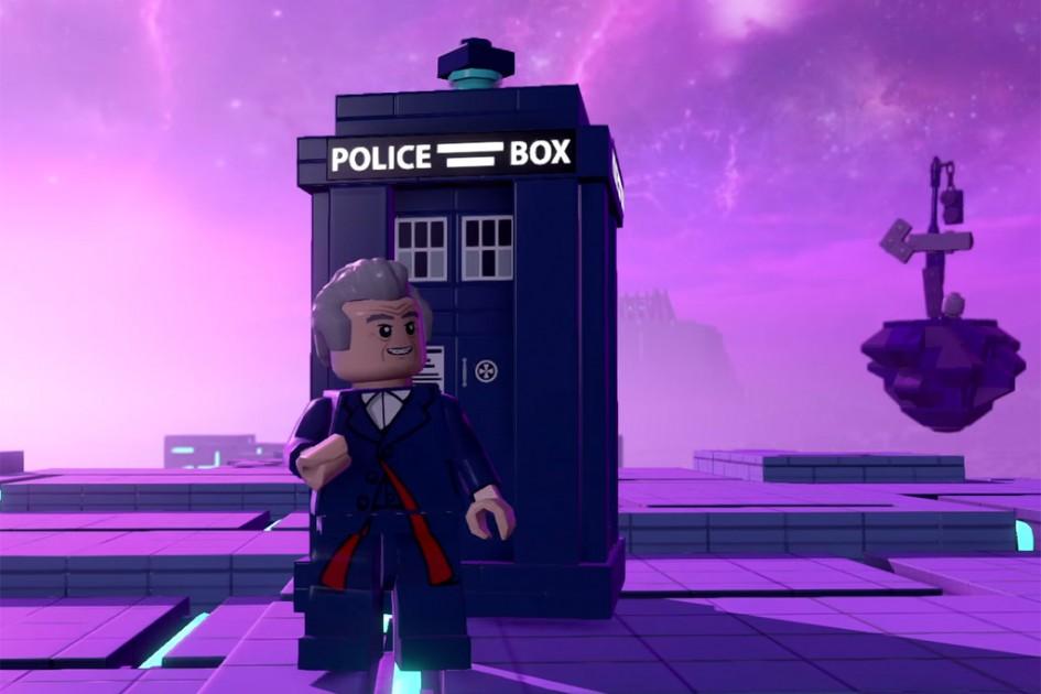 Ach sieh an, der Doctor | © Lego Gruppe/ Warner/ YouTube Screenshot