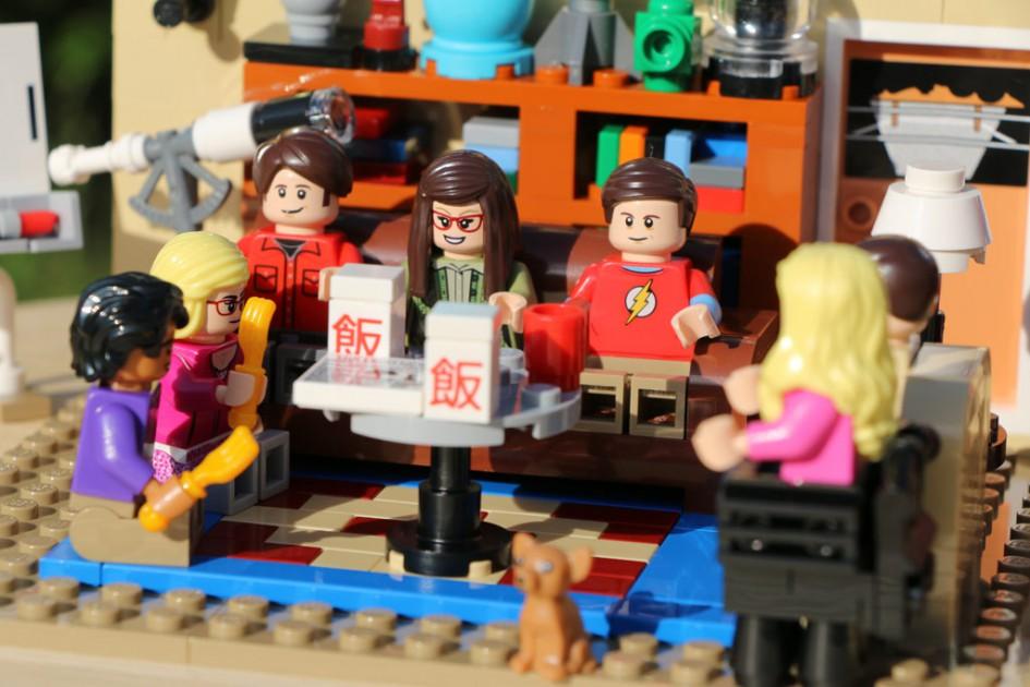 The Big Bang Theory: Friends   © Andres Lehmann / zusammengebaut.com