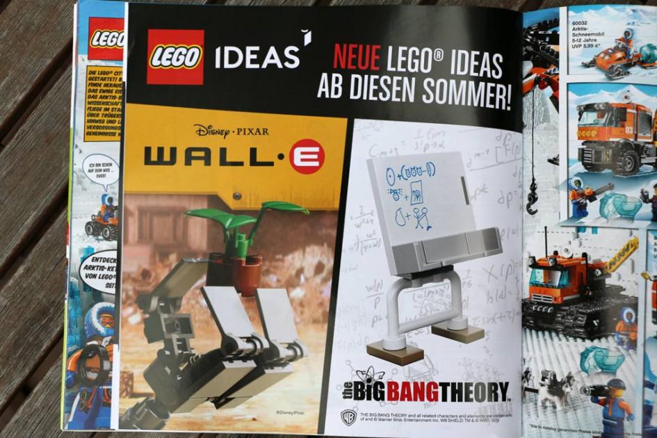 Auch Wall-E startet offenbar in naher Zukunft durch   © Andres Lehmann