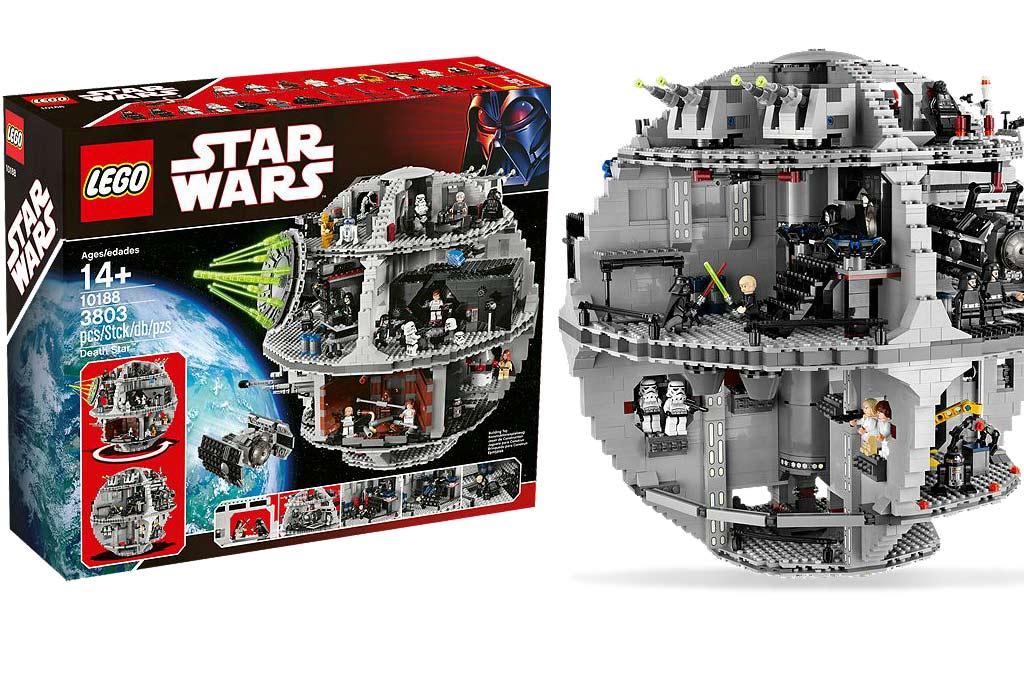 Erscheint in Kürze ein neuer Todesstern? | © LEGO Group