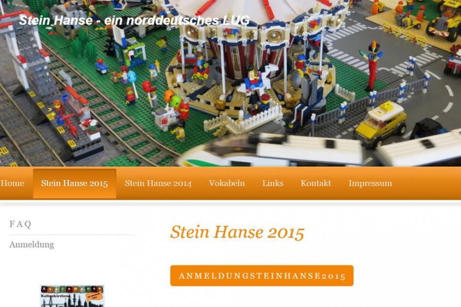 Stein Hanse 2015: Lego-Ausstellung bei Hamburg | © Stein Hanse