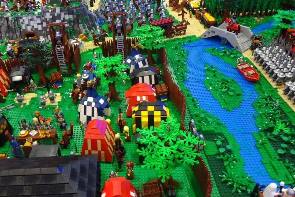 Lego Ritter-Welt | © Martin Kolb