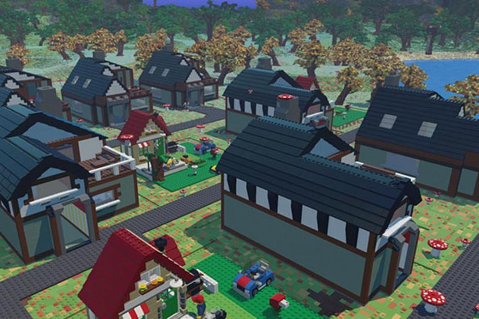 Die digitale Lego City wächst an | © TT Games