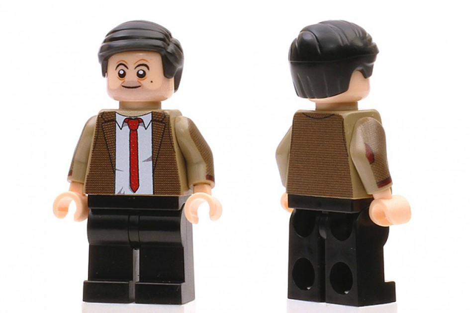 Mr. Bean! | © minifigures.com