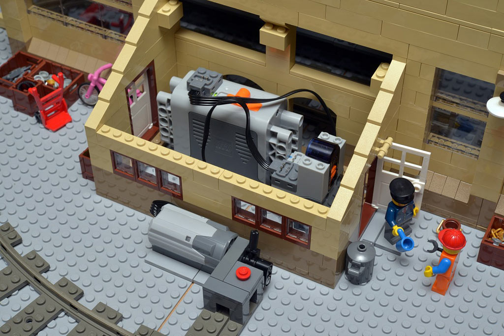 Interview With Huw Millington Brickton A Moc Lego City
