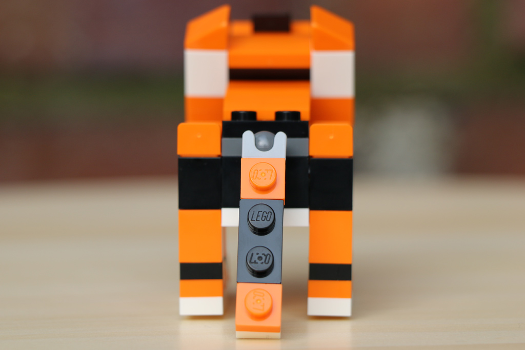 Lego Creator Tiger | © Andres Lehmann