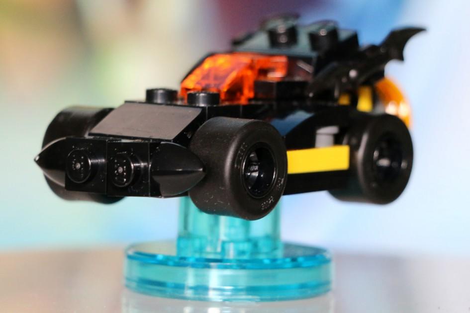 Fledermaus-Vehikel: Das Batmobil| © Andres Lehmann