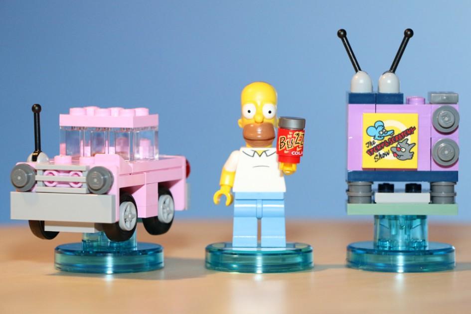Neue Dimension für Homer Simpson | © Andres Lehmann