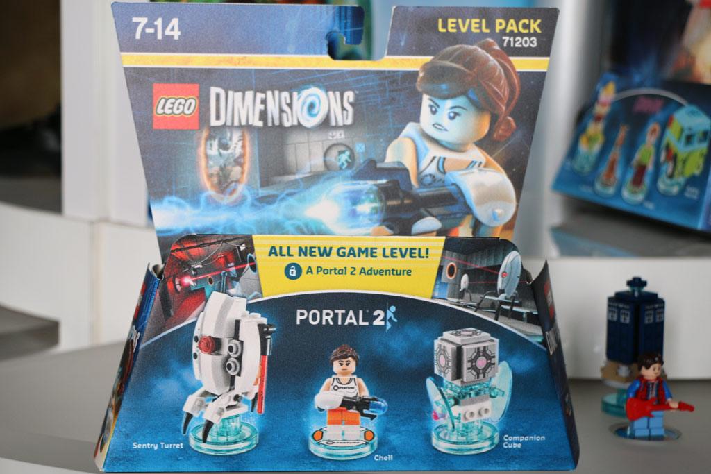 Lego Dimensions: Portal 2 Level Pack   © Andres Lehmann