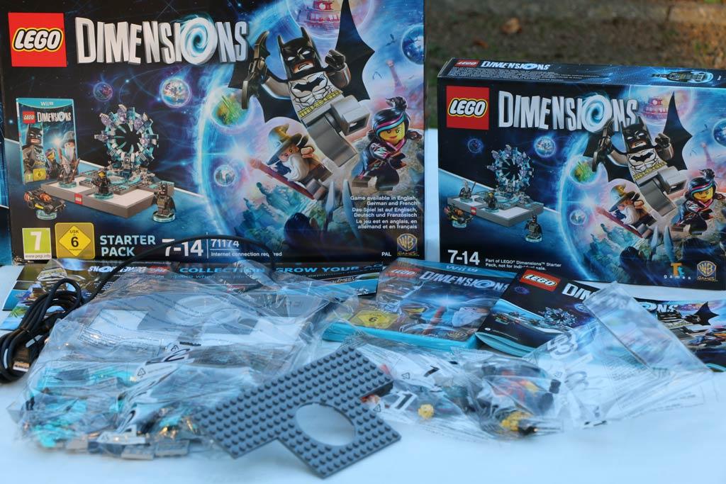 Es geht los: Lego Dimensions Starter Pack | © Andres Lehmann
