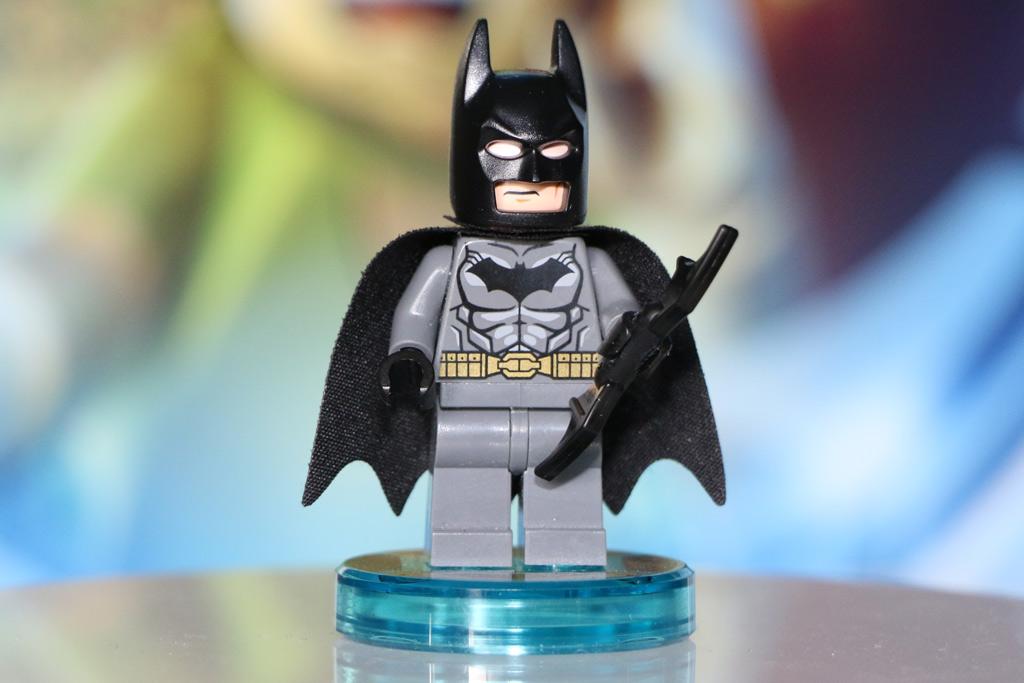 Batman ist dabei. Na klar. | © Andres Lehmann
