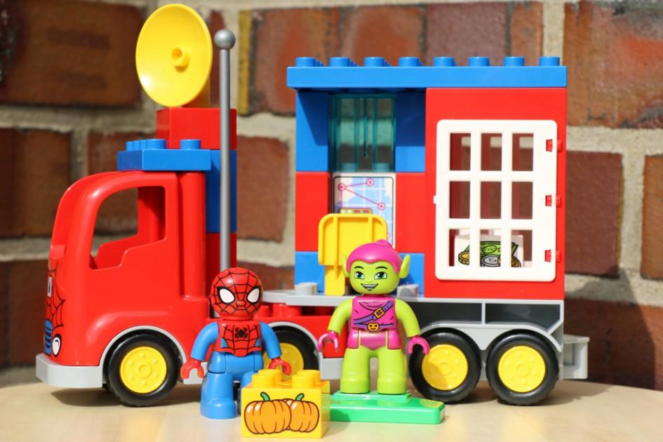 Spider-Man und das Truck-Abenteuer | © Andres Lehmann