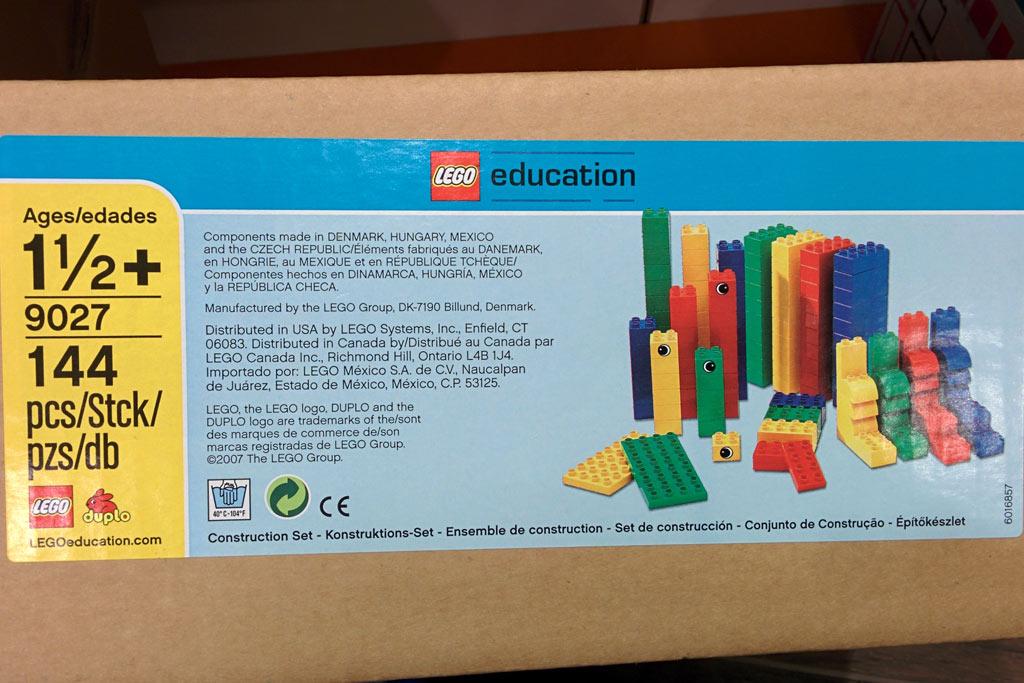 Lego Education: Bereits für den Kindergarten | © Andres Lehmann