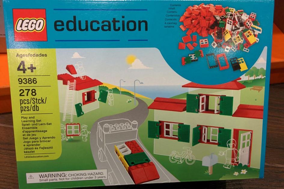 Lego Education: Spezielle Sets für Schulen | © Andres Lehmann