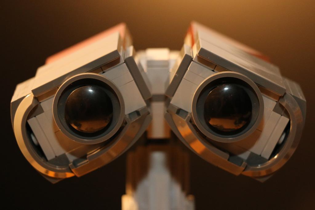 Ach ja, WALL-E... | © Andres Lehmann