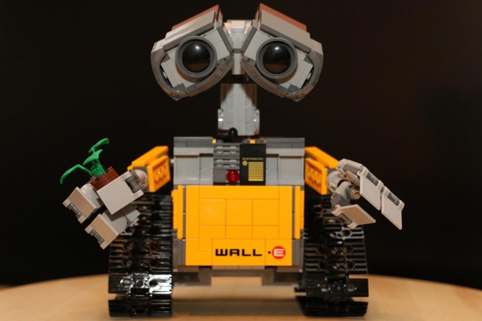 WALL-E: Bekannt von der großen Leinwand   © Andres Lehmann