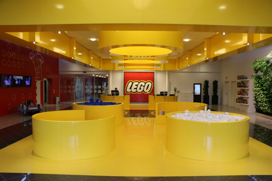 Lego Group headquarters |  © Andres Lehmann / zusammengebaut.com