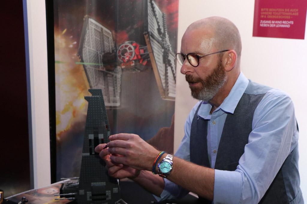 Lego Star Wars Chef-Designer: Jens Kronvold Frederiksen | © Andres Lehmann
