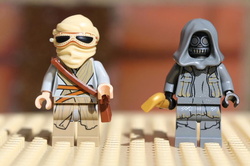 Rey und kein Kumpel   © Andres Lehmann