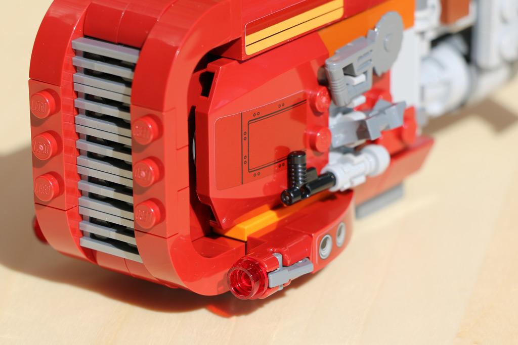 Ein weiteres Lego Star Wars Set mit... Shooter   © Andres Lehmann