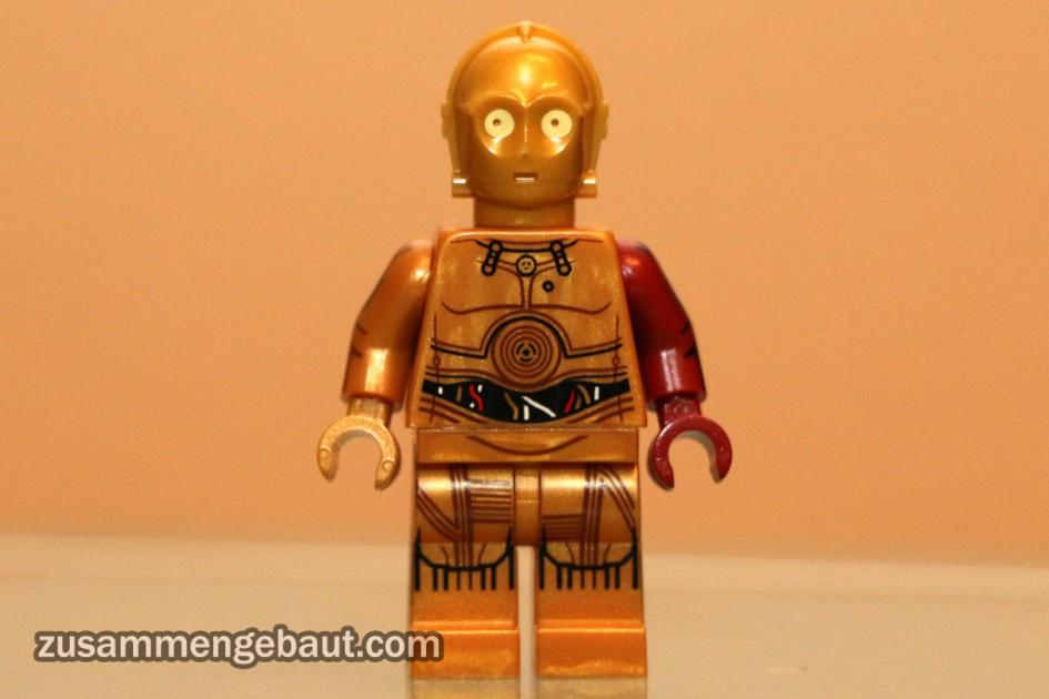 Lego Star Wars C-3PO | © Andres Lehmann