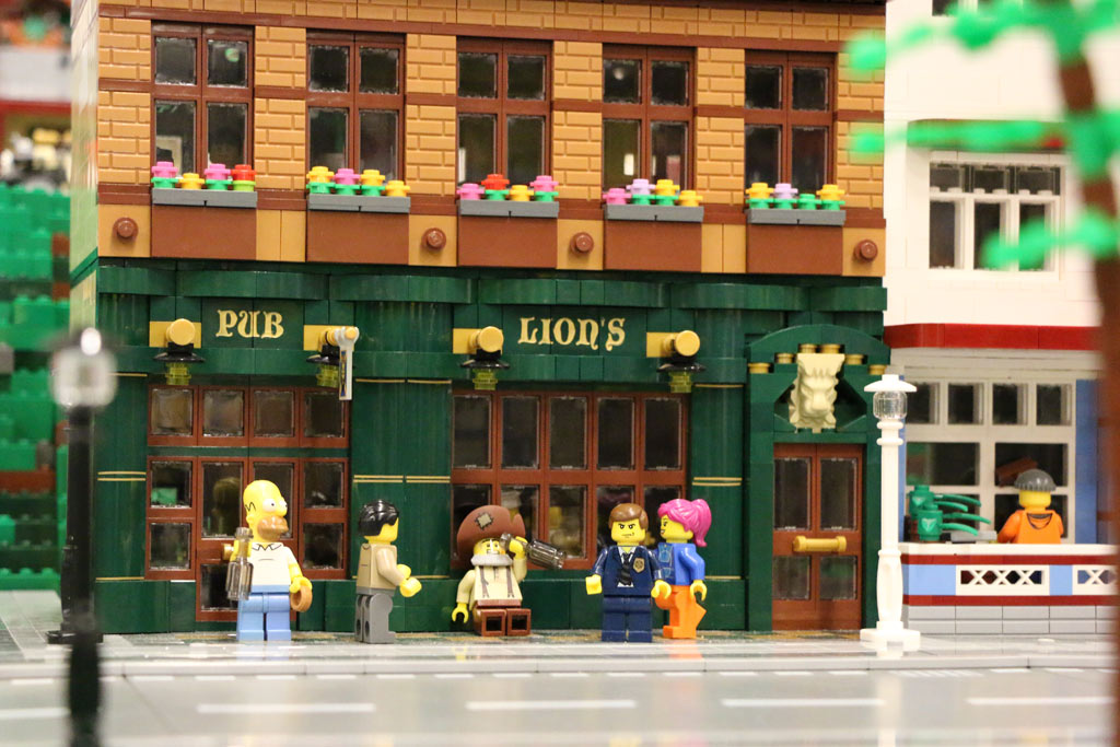 Ein Pub als Modular Building | © Andres Lehmann