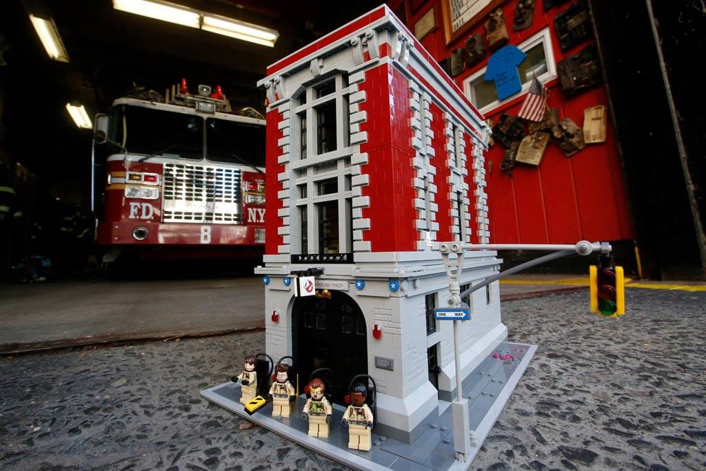 Die Geisterjäger haben nun eine Brick-Heimat! | © LEGO Group