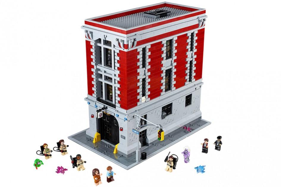 Geisterjäger und Geister... | © LEGO Group