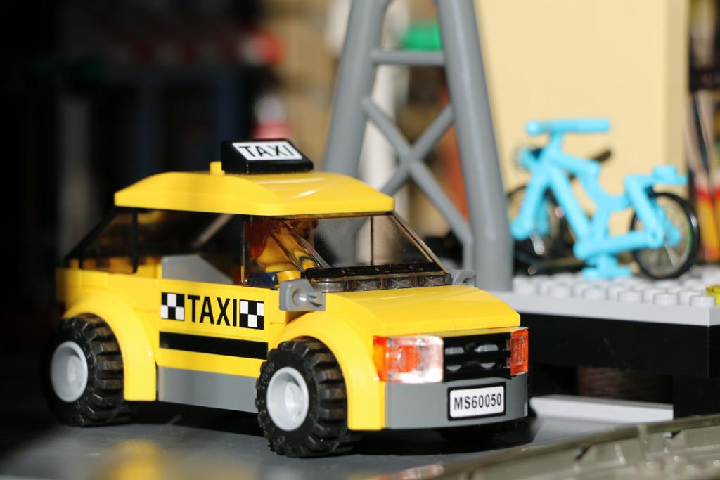 Taxi! | © Andres Lehmann