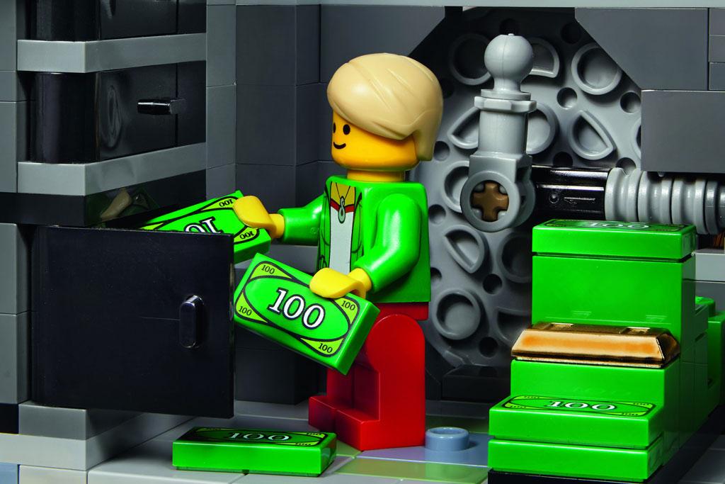 Tresorraum | © LEGO Group