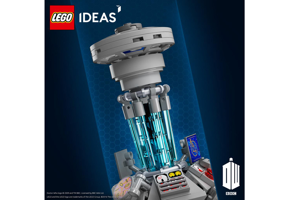 Weiterer Doctor Who Teaser | © Lego Group