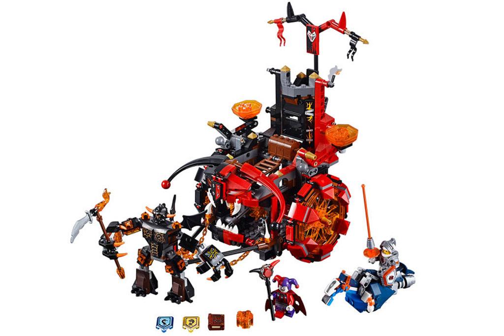 Die Lego Nexo Knights kommen | © LEGO Group