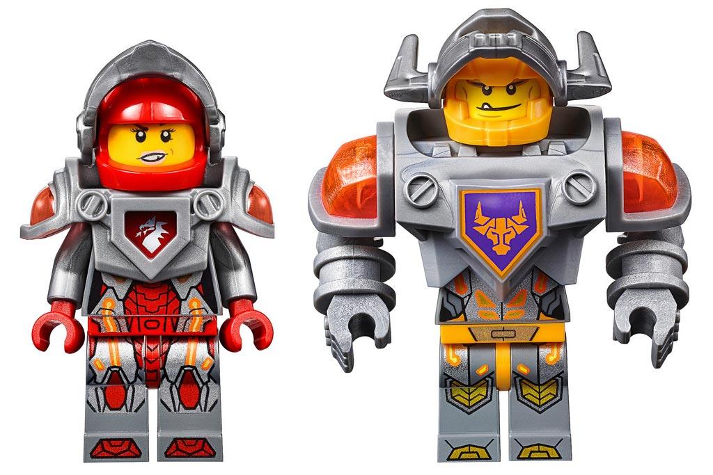 Wir sind die Neuen! | © LEGO Group