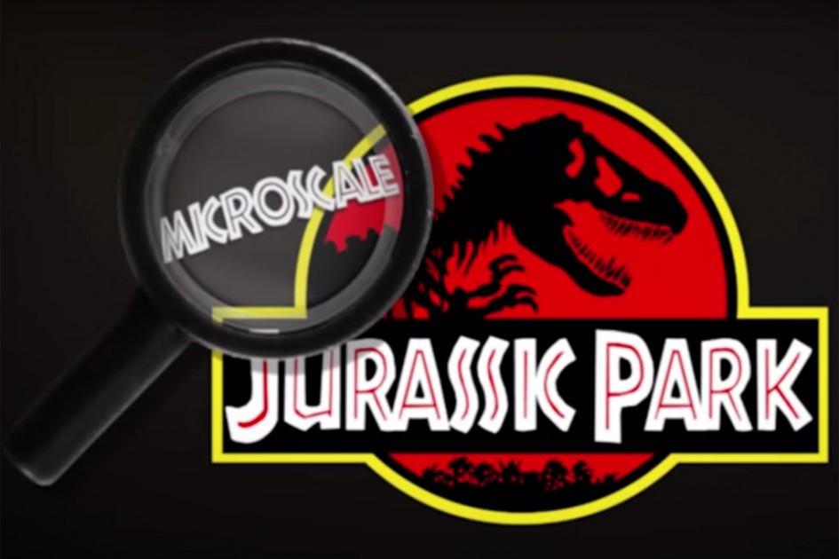 Der Jurassic Park kommt womöglich ganz klein raus!   © Sami Mustonen/ YouTube Screenshot