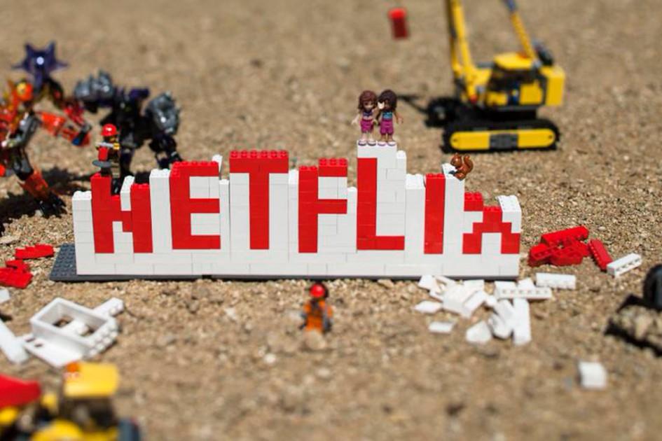 Netflix und Lego haben da bald was am Laufen... | © Netflix/ Lego Group