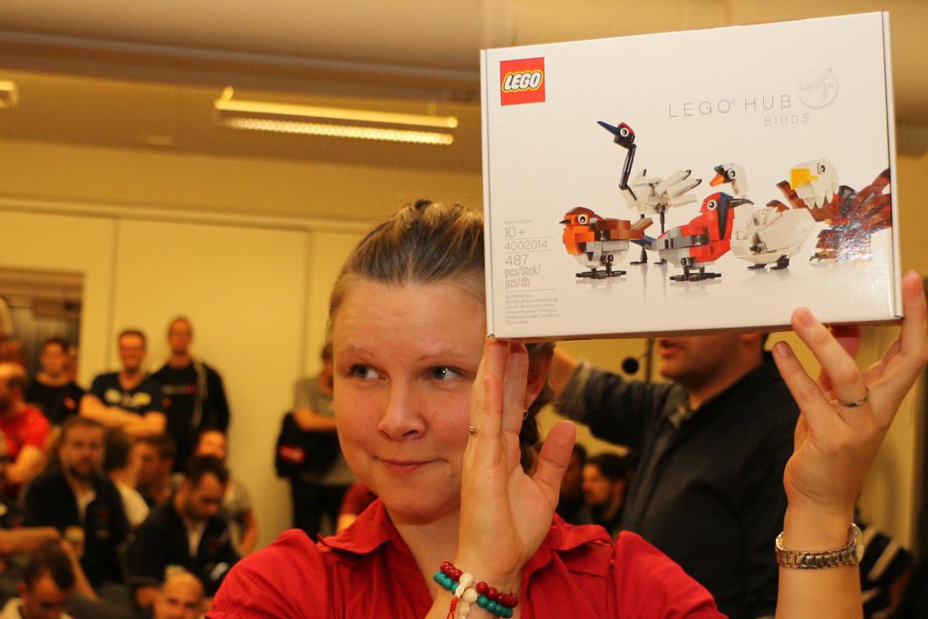 Rare: Lego Hub Birds - 4002014, 487 pieces | © Andres Lehmann
