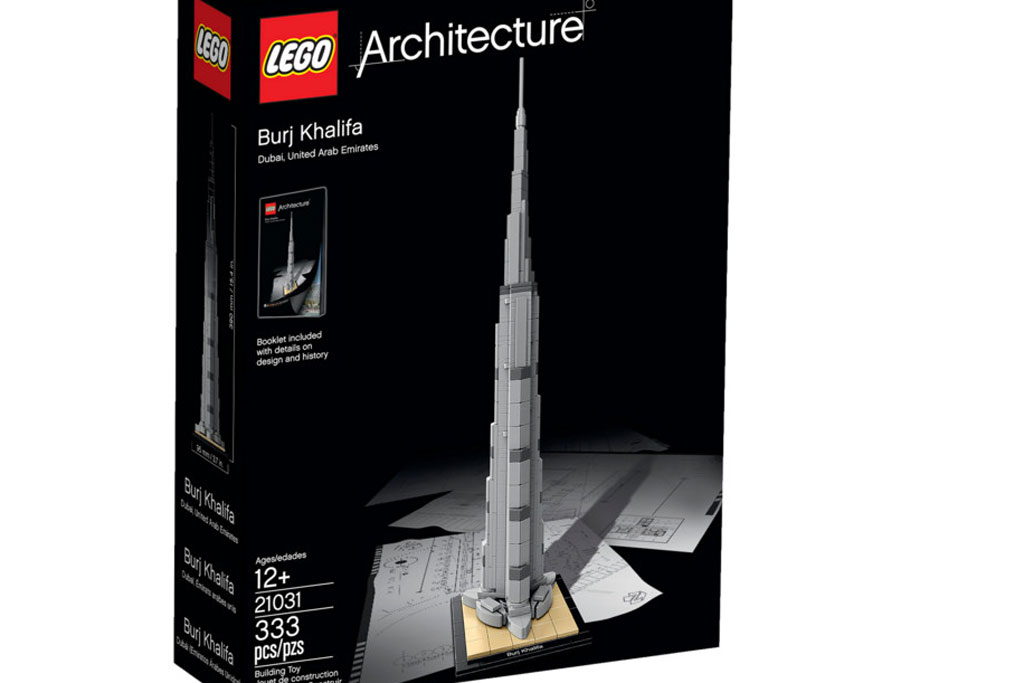 Hoch hinaus! | © LEGO Group