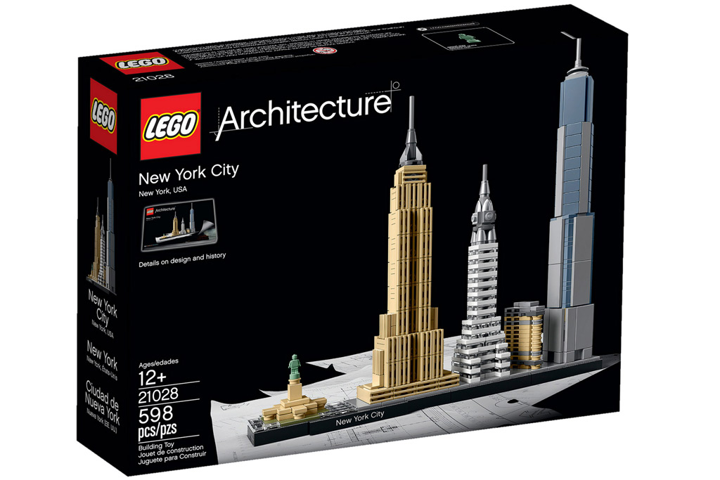 New York City! | © LEGO Group